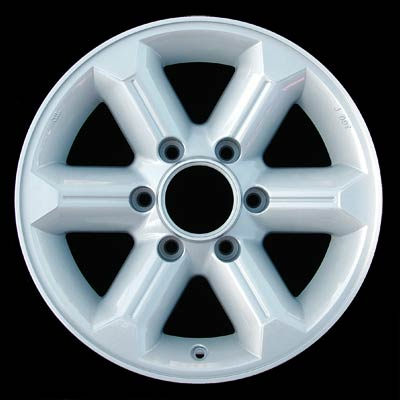Nissan Pathfinder 2003-2004 16x7 Silver Factory Replacement Wheels