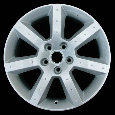 Nissan 350Z 2003-2005 17x7.5 Silver Factory Replacement Wheels