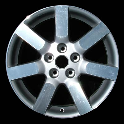 Nissan Maxima 2004-2006 17x7 Silver Factory Replacement Wheels