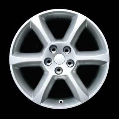 Nissan Maxima 2004-2006 18x7.5 Silver Factory Replacement Wheels