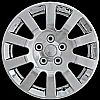 2004 Nissan Altima  16x6.5 Chrome Factory Replacement Wheels