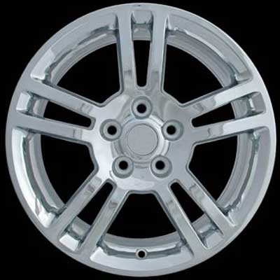 Nissan Altima 2004-2006 17x7 Chrome Factory Replacement Wheels