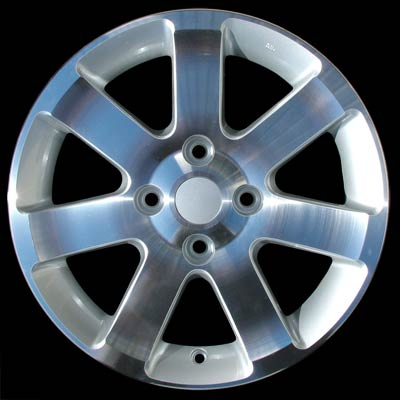Nissan Sentra 2007-2009 16x6.5 Machined Factory Replacement Wheels