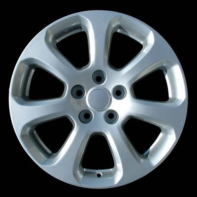 Nissan Maxima 2007-2008 17x7 Silver Factory Replacement Wheels
