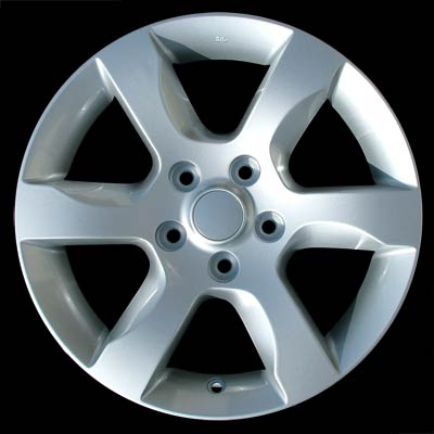 Nissan Altima 2007-2009 16x7 Silver Factory Replacement Wheels