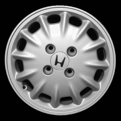 Honda Accord 1996-1997 15x5 Silver Factory Replacement Wheels