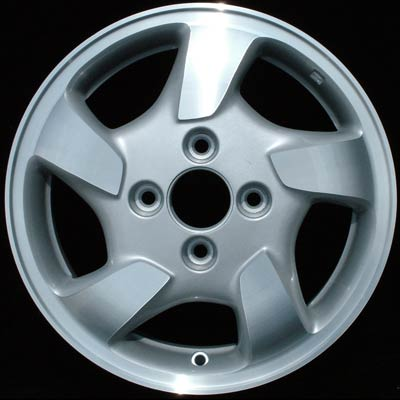 Honda Accord 1998-2000 15x6 Machined Factory Replacement Wheels