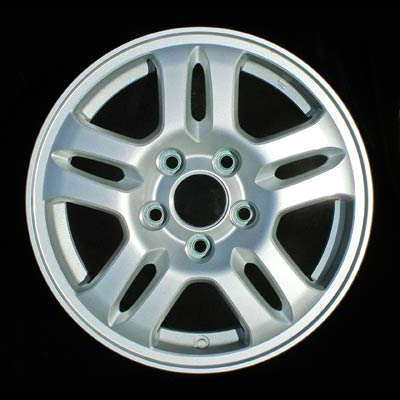 Honda Crv 2002-2005 15x6.5 Silver Factory Replacement Wheel