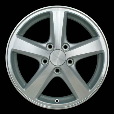 Honda Accord 2003-2004 16x6.5 Bright Silver Factory Replacement Wheels