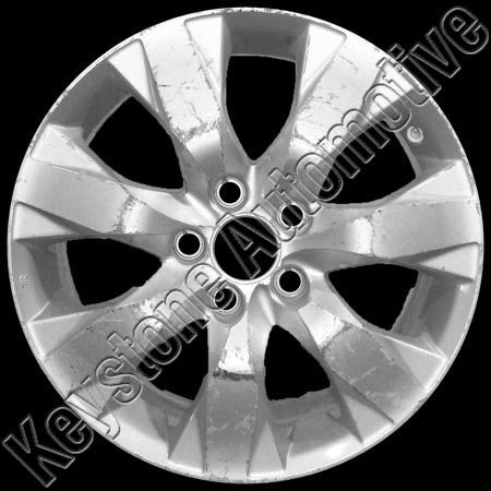 Honda Accord 2008-2009 17x7.5 Silver Factory Replacement Wheels