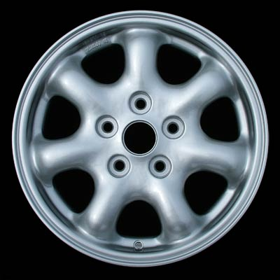 Mazda 626 1995-1997 15x6 Silver Factory Replacement Wheels