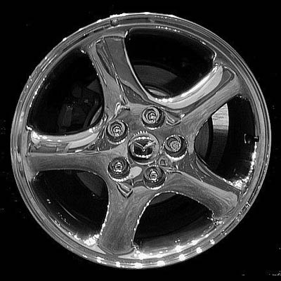 Mazda Millenia 1999-2002 17x7 Argent Factory Replacement Wheels