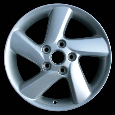 Mazda Mazda 6 2003-2004 16x7 Silver Factory Replacement Wheel