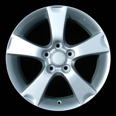 Mazda Mazda 3 2004-2006 17x6.5 Silver Factory Replacement Wheel