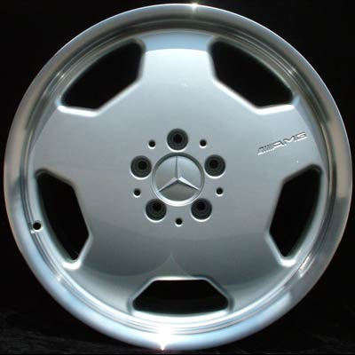 Mercedes Benz E Class 2000-2002 18x9 Silver Factory Replacement Wheel