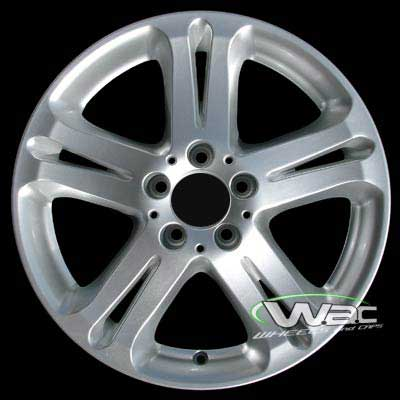 Mercedes Benz E Class 2004-2005 17x8 Silver Factory Replacement Wheel
