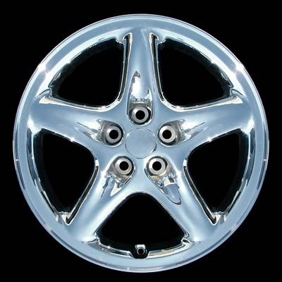 Dodge Stealth 1995-1996 18x8.5 Chrome Factory Replacement Wheels