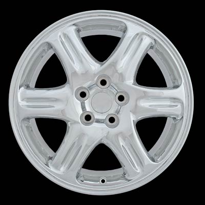 Mitsubishi 3000gt 1995-1999 18x8.5 Chrome Factory Replacement Wheels