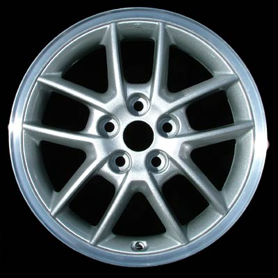 Mitsubishi Eclipse 1997-2005 17x6.5 Machined Factory Replacement Wheels