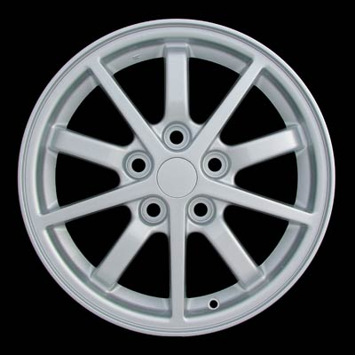 Mitsubishi Eclipse 2000-2002 16x6 Silver Factory Replacement Wheels