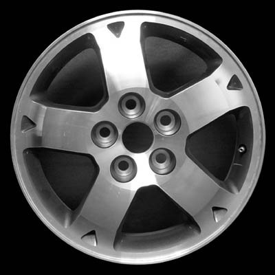 Mitsubishi Eclipse 2003-2005 16x6 Charcoal Grey Factory Replacement Wheels