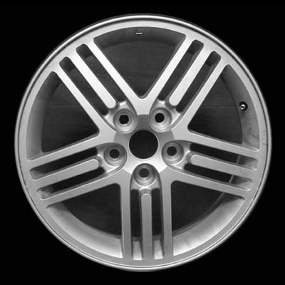 Mitsubishi Eclipse 2003-2005 17x6.5 Silver Factory Replacement Wheels