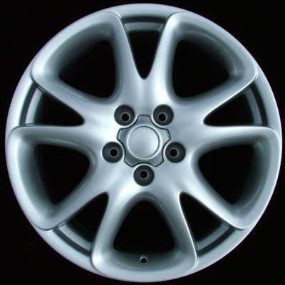 Porsche Cayenne 2003-2004 20x9 Bright Silver Factory Replacement Wheels
