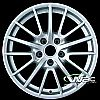 2007 Porsche Boxster  19x9.5 Silver Factory Replacement Wheels