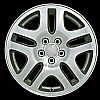 2001 Subaru Legacy  16x6.5 Silver Factory Replacement Wheels