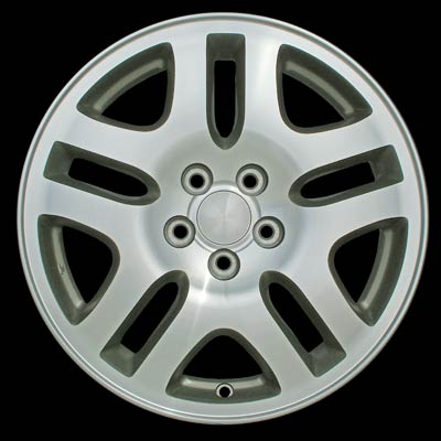 Subaru Legacy 2000-2004 16x6.5 Silver Factory Replacement Wheels