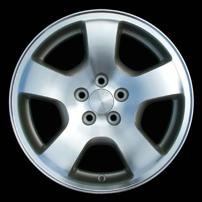 Subaru Forester 2001-2002 16x6.5 Silver Factory Replacement Wheels