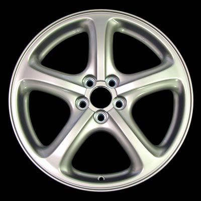 Subaru Impreza 2004-2005 17x7.5 Silver Factory Replacement Wheels
