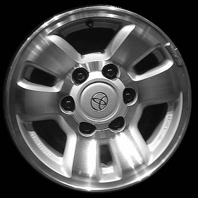 Toyota Tacoma 1995-2002 15x7 Machined Factory Replacement Wheels