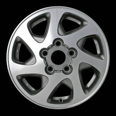 Toyota Camry 1997-2001 15x6 Chrome Factory Replacement Wheels
