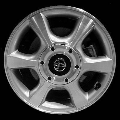 Toyota Solara 1999-2003 16x6 Machined Factory Replacement Wheels