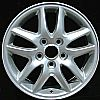 2000 Toyota Camry  16x6 Silver Factory Replacement Wheels