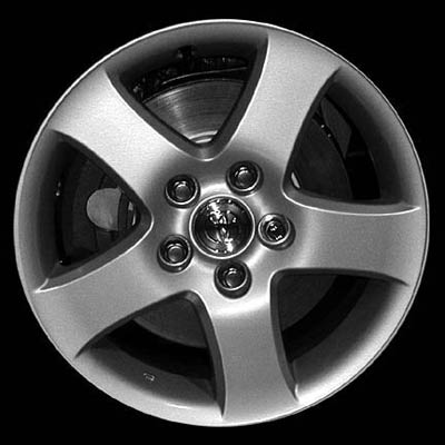 Toyota Camry 2002-2006 16x6.5 Silver Factory Replacement Wheels