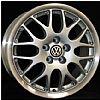 1994 Volkswagen Passat  16x6.5 BBS Wheel