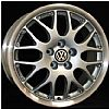 1993 Volkswagen Jetta / Golf  VR6 16x6.5 BBS Wheel