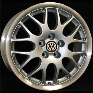 Volkswagen Jetta / Golf / GTI 1999-2004 16x6.5 BBS Wheel