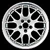 2002 Volkswagen Golf  16x6.5 Silver Factory Replacement Wheels