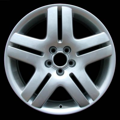 Volkswagen Beetle 2003-2005 17x7 Silver Factory Replacement Wheels
