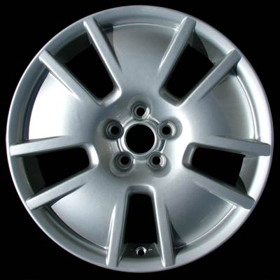 Volkswagen Beetle 2002-2005 17x7 Silver Factory Replacement Wheels