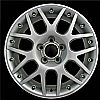 2001 Volkswagen Passat  17x7.5 Silver Factory Replacement Wheels