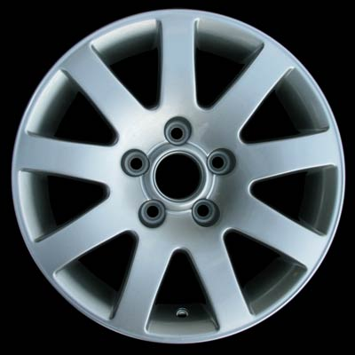 Volkswagen Passat 2001-2005 15x7 Silver Factory Replacement Wheels