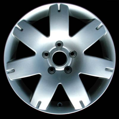 Volkswagen Passat 2001-2005 16x7 Bright Silver Factory Replacement Wheels