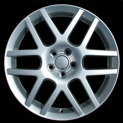 Volkswagen Golf 1999-2006 16x6.5 Silver Factory Replacement Wheels