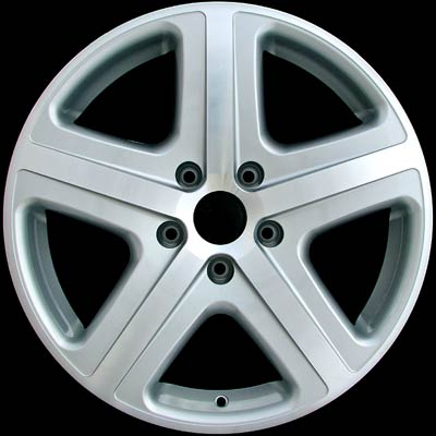 Volkswagen Touareg 2004-2008 19x9 Silver Factory Replacement Wheel