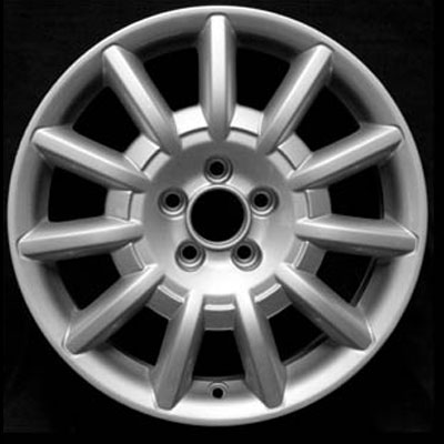 Volkswagen Beetle 2002-2007 16x6.5 Silver Factory Replacement Wheels
