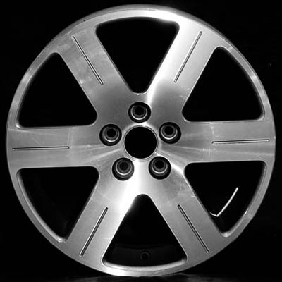 Volkswagen Beetle 2006-2008 16x6.5 Silver Factory Replacement Wheels